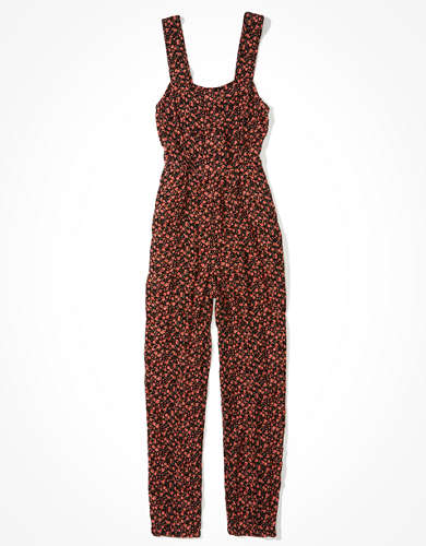 AE Square Neck Jumpsuit