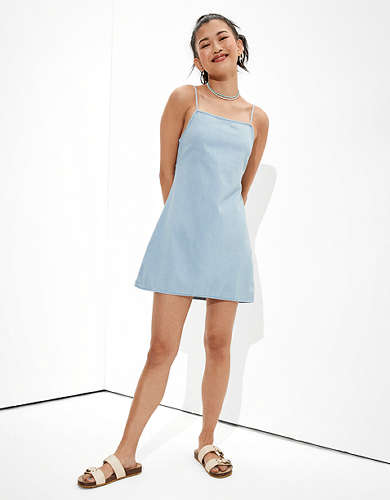 AE Denim Mini Dress