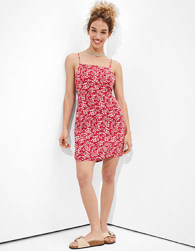 AE Printed Mini Dress