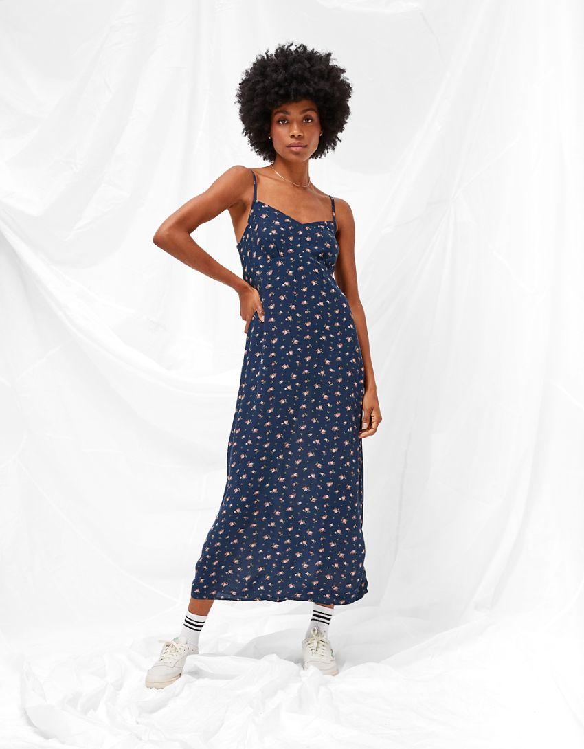 AE Slip Midi Dress