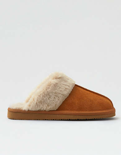 Minnetonka Chesney Scuff Slipper