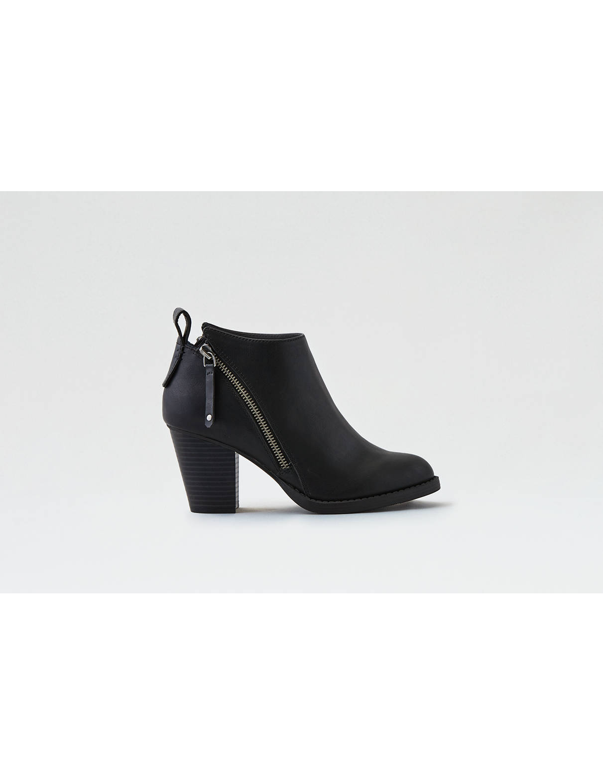 Display product reviews for AEO Side Zip Bootie