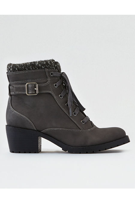 AE Heeled Lug Boot