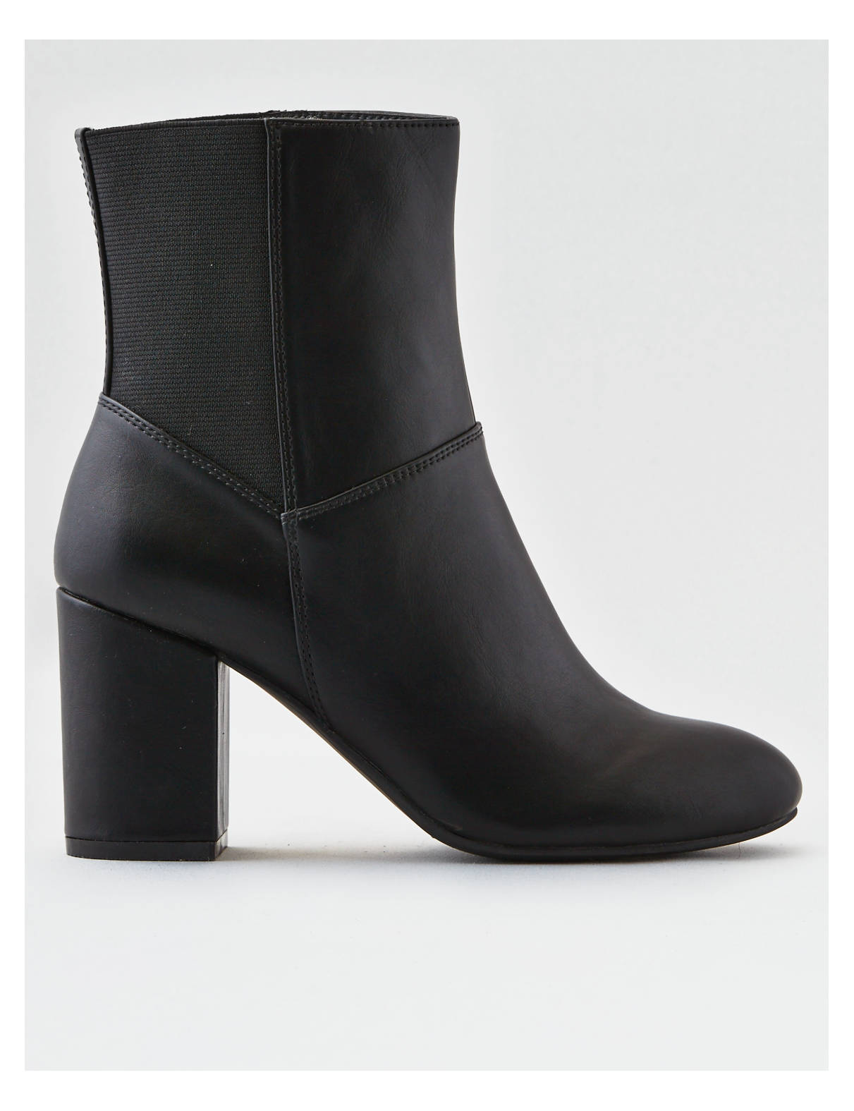 Display product reviews for AEO Stretch Block Heel