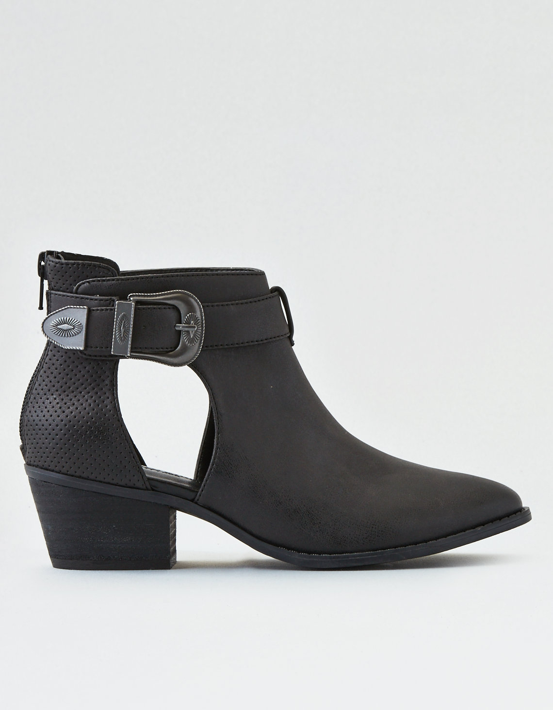 AE 3-Piece Western Buckle Boot