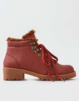 Aeo Hiker Lug Boot by American Eagle Outfitters