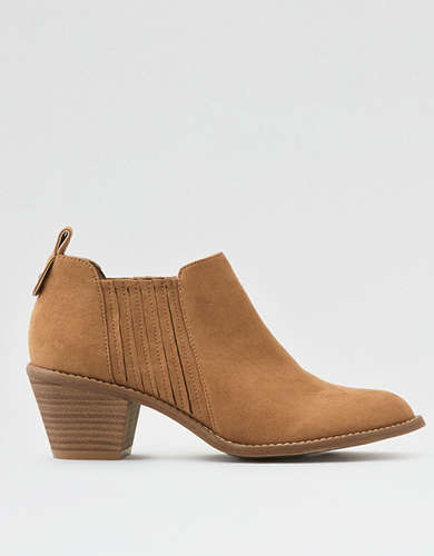 AEO Western Low Bootie