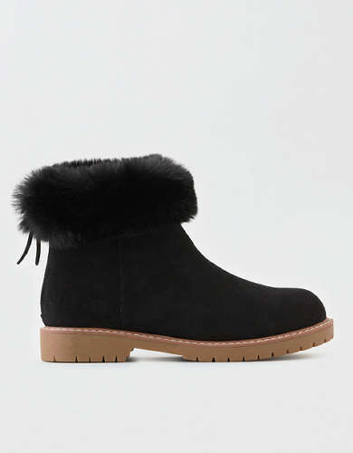 AEO Fur Lined Boot
