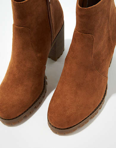 AEO Block Heel Boot