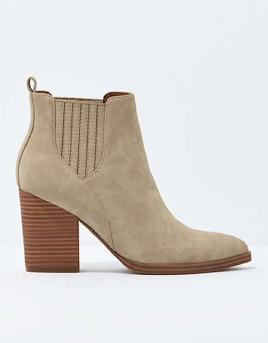 AE Pointed Toe High Heel Boot