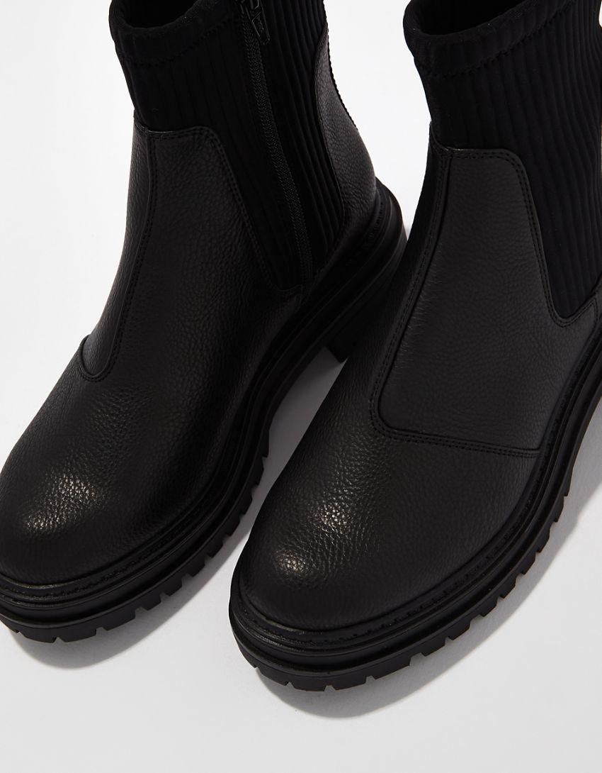AE Sock Chelsea Boot