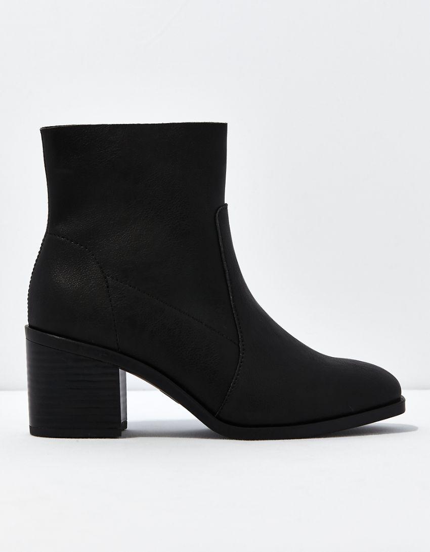 AE Block Heel Bootie