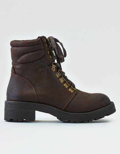 AE Lug Lace-Up Boot