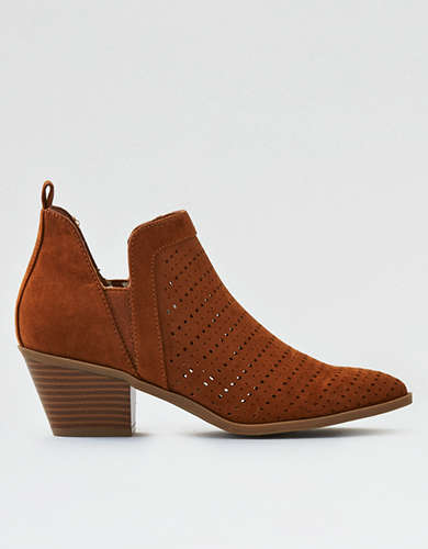 AE Perfed Faux Suede Boot