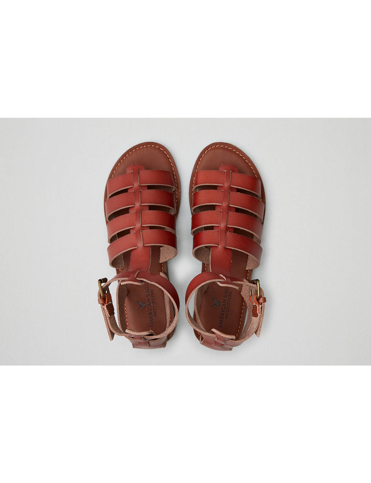 Display product reviews for AEO Flat Sandal