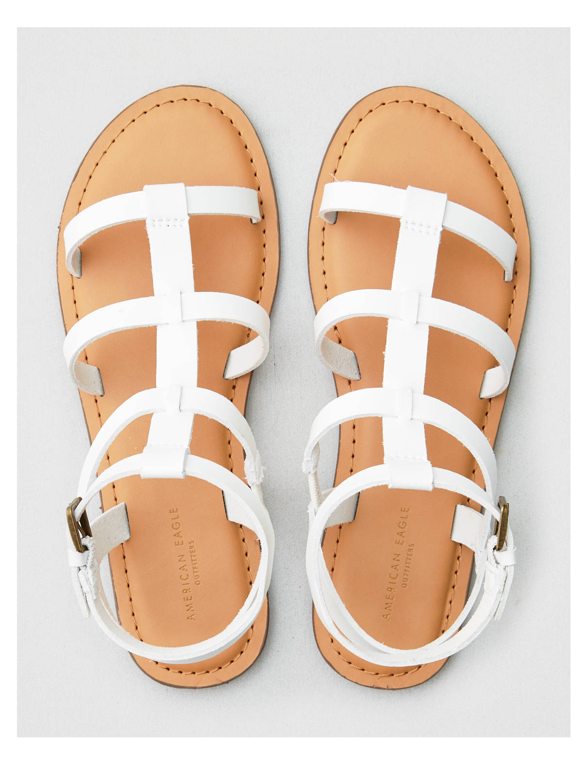 fb5481ba169e6 This review is fromAEO Gladiator Sandal.