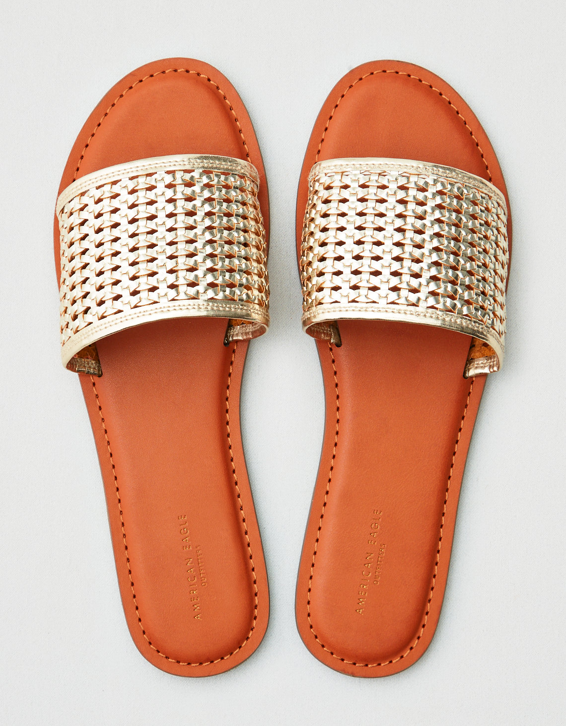 54e182271 AE Woven Strap Sandal. Placeholder image. Product Image