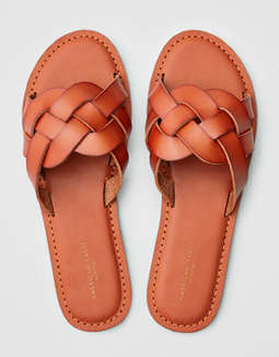 AEO Braid Slide Sandal