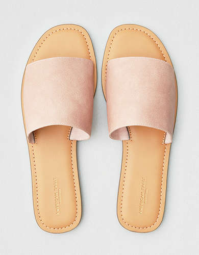 AEO Simple Slide Sandal