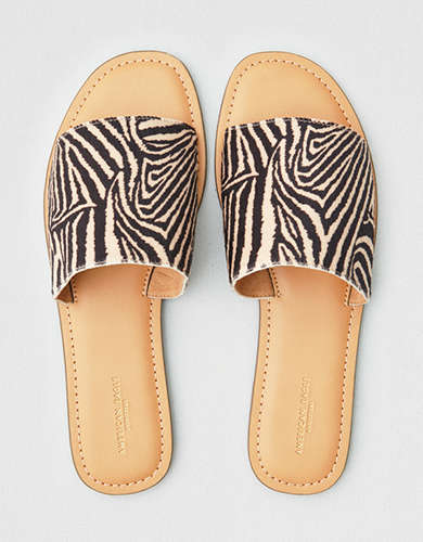 AEO Tiger Slide Sandal