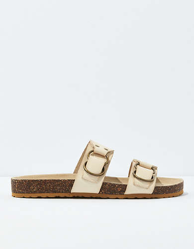 AE Double O-Ring Slide Sandal