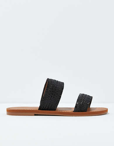 AE Braided Band Slide Sandal