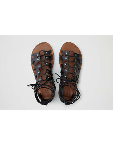 AEO Lace-Up Sandal  - Free Shipping