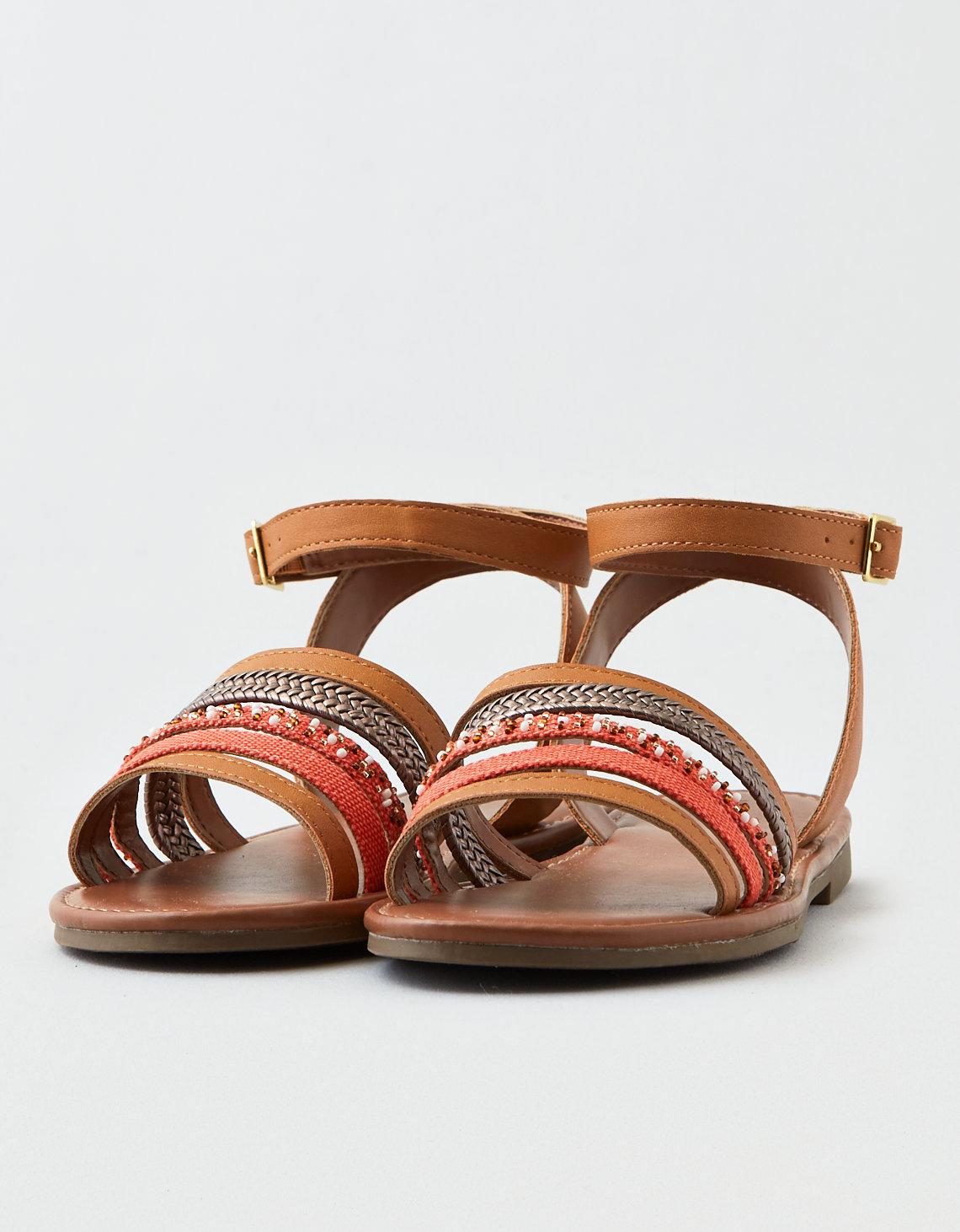 AEO Beaded Sandal