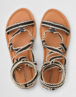 AEO Lace Up Sandal