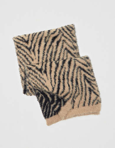 AE Cozy Tiger Scarf