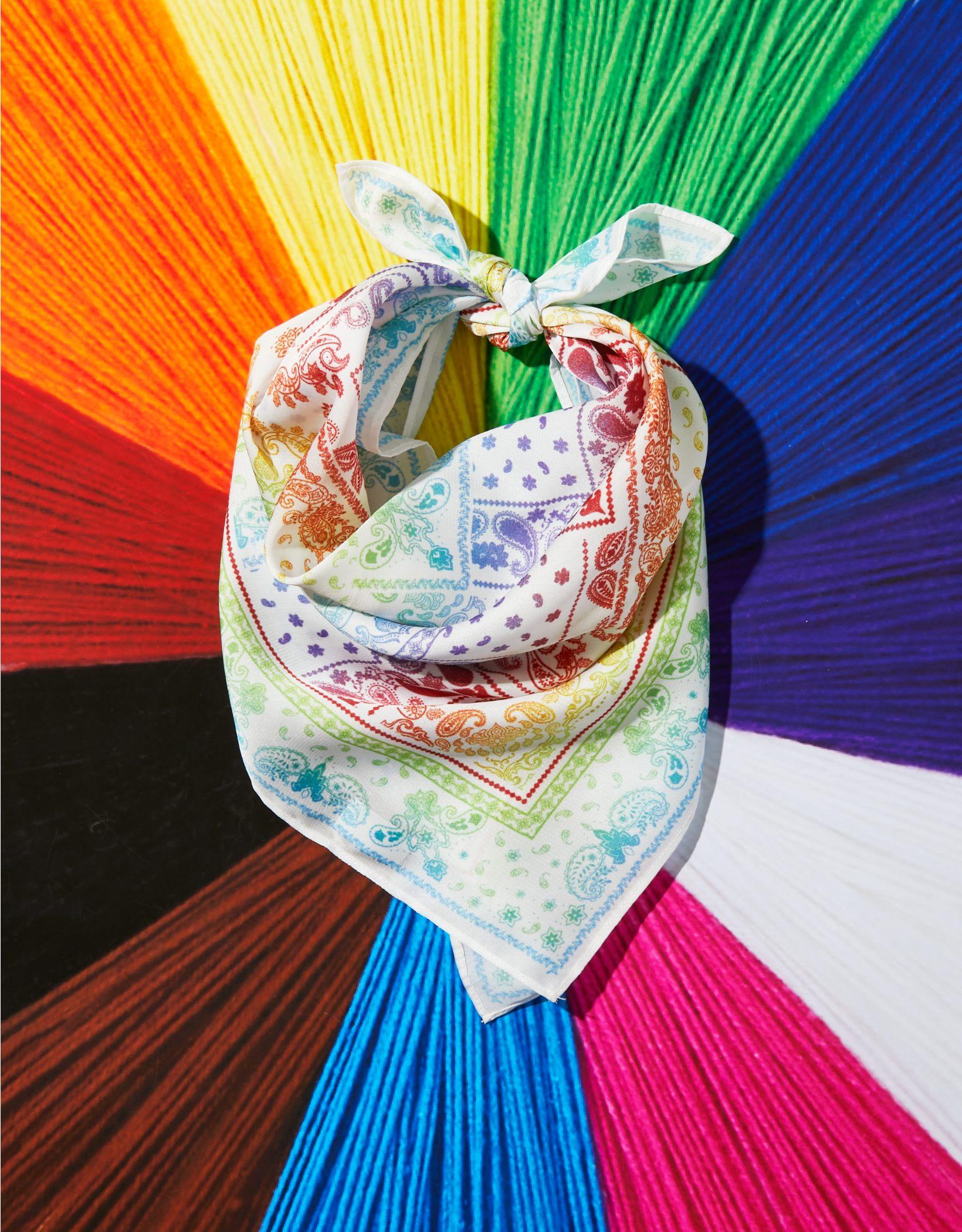 AE Rainbow Bandana