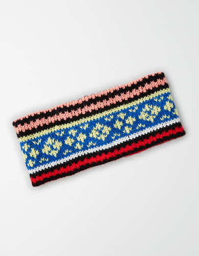 AEO Fairisle Headband