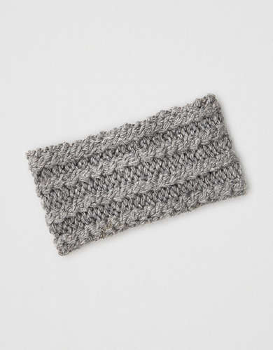 AEO Cable Knit Headband