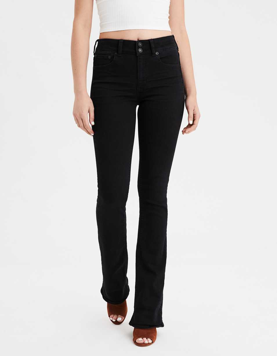 AE Ne(x)t Level High-Waisted Artist Flare Jean