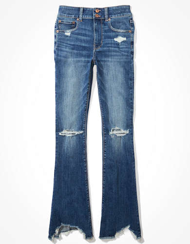 AE High-Waisted Artist Flare Jean