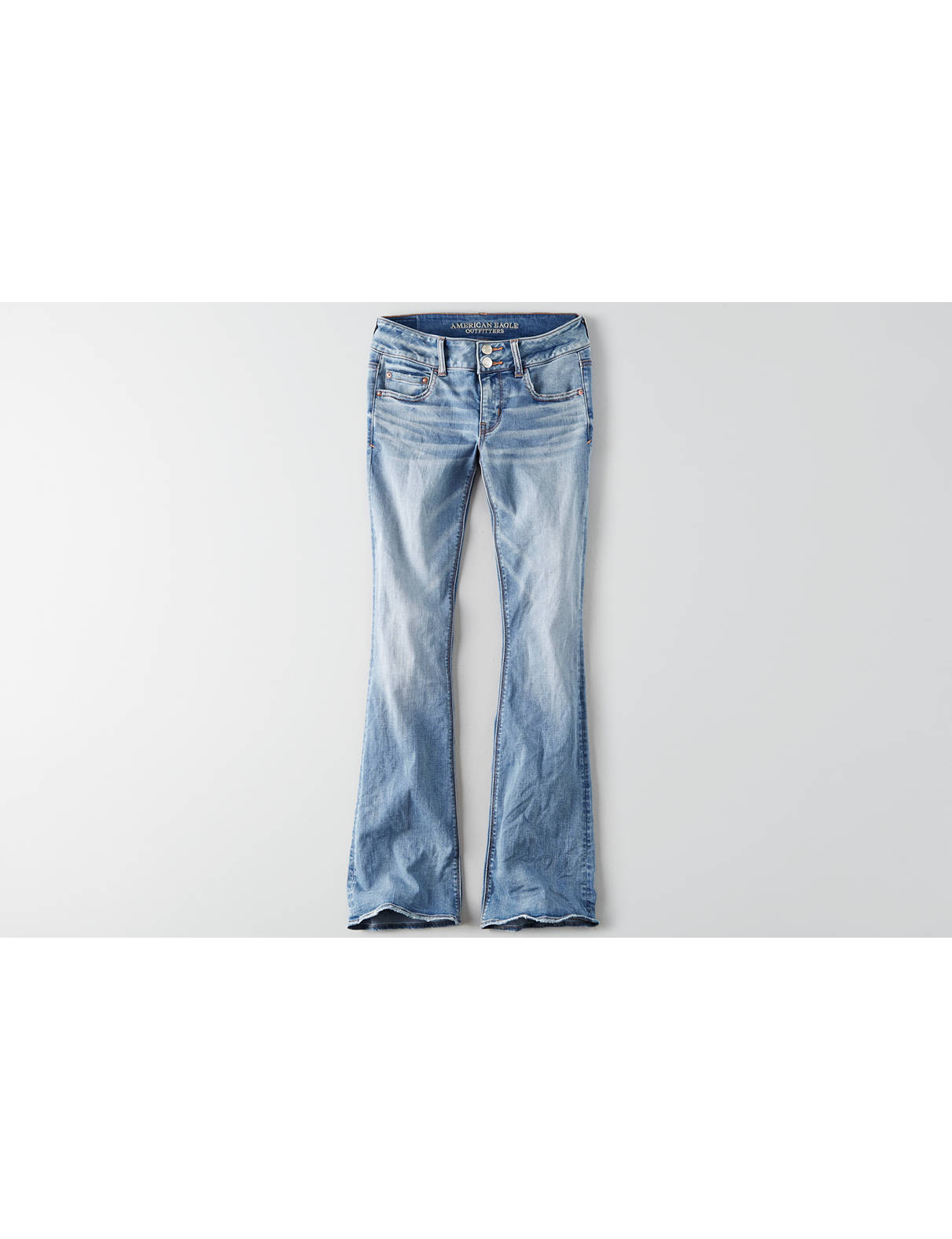 Flared Jeans: Artist Jeans for Women   American Eagle Outfitters