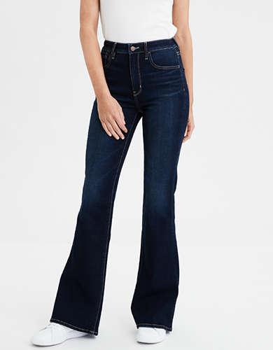 Highest Waist Flare Jean