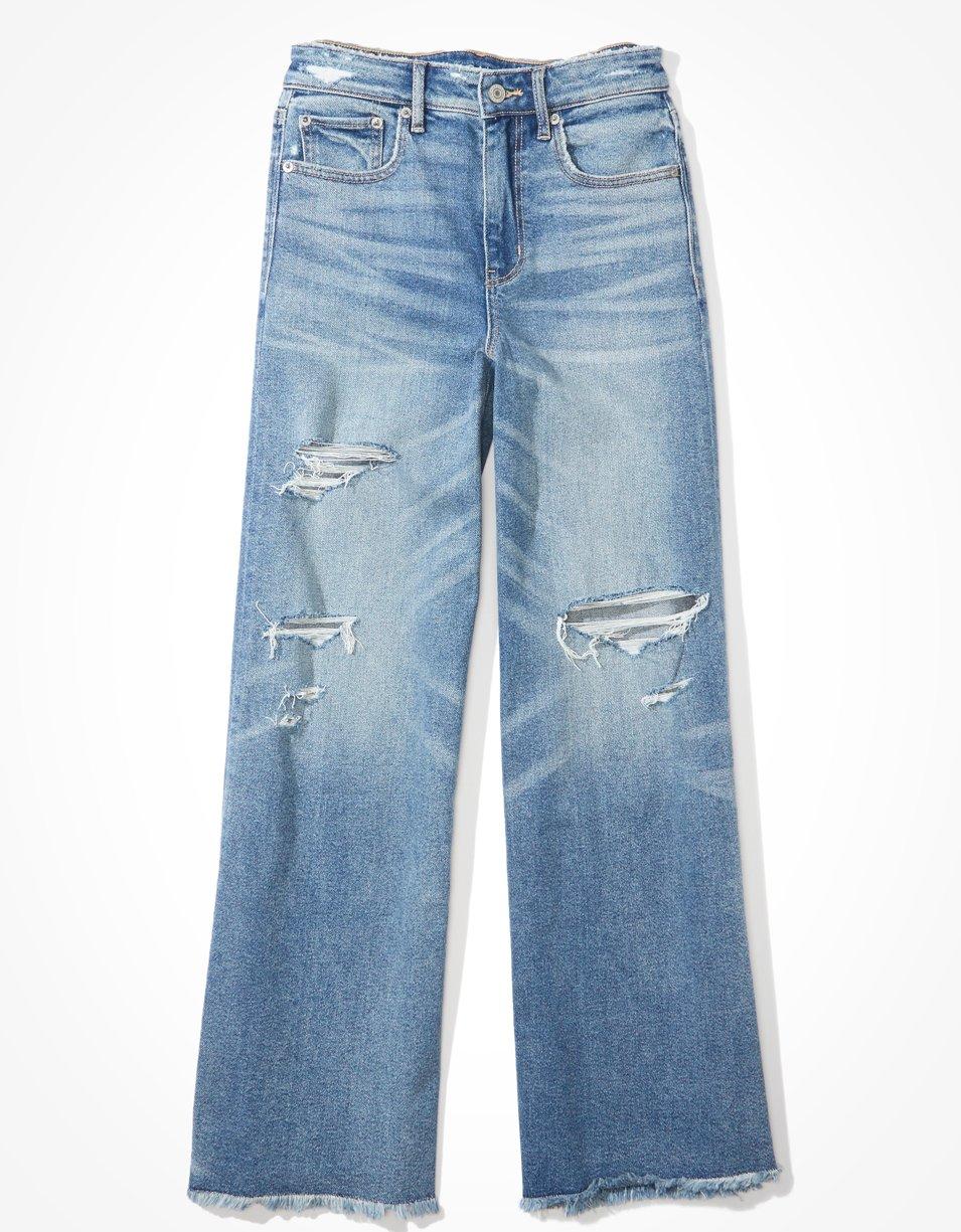 AE Wide Leg Jean   American Eagle