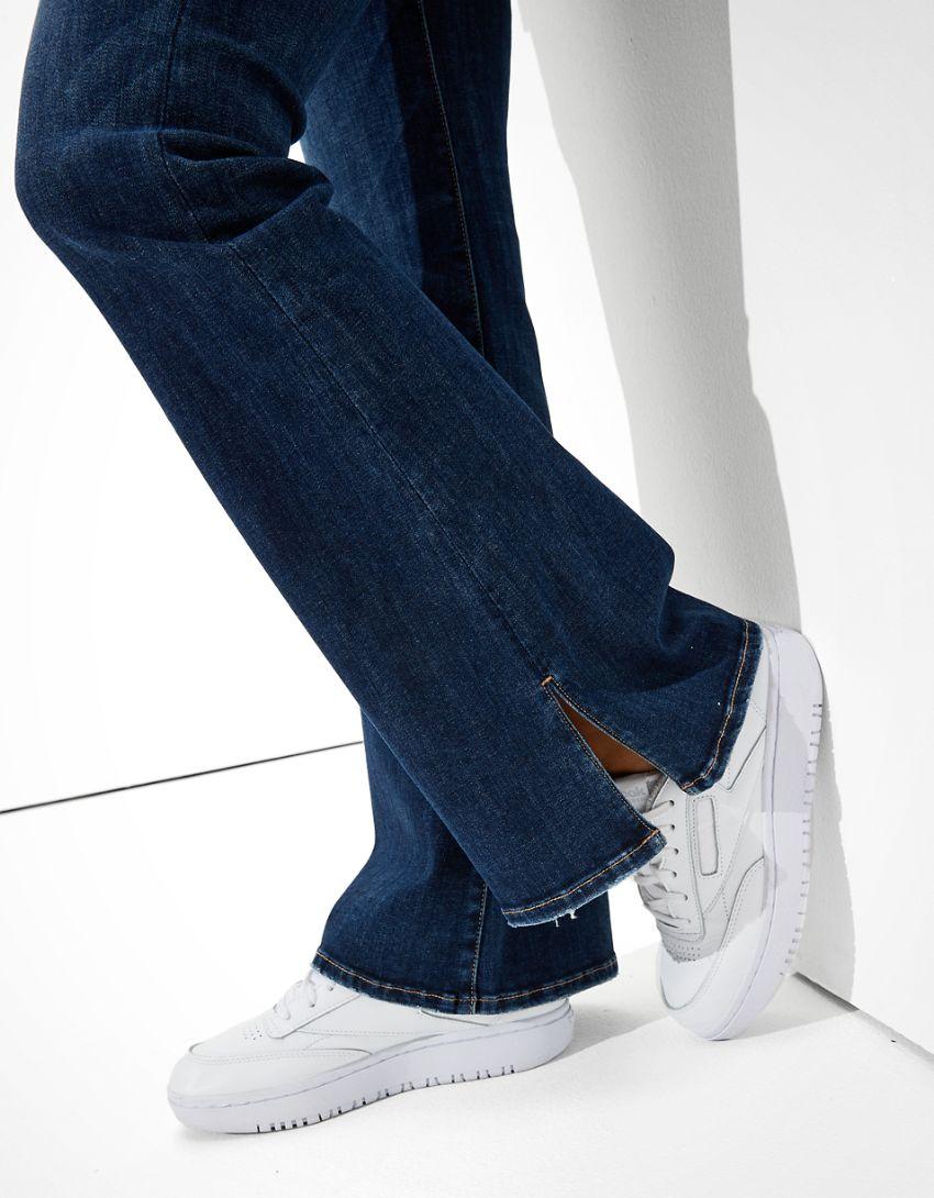 AE Ne(x)t Level Super High-Waisted Flare Jean