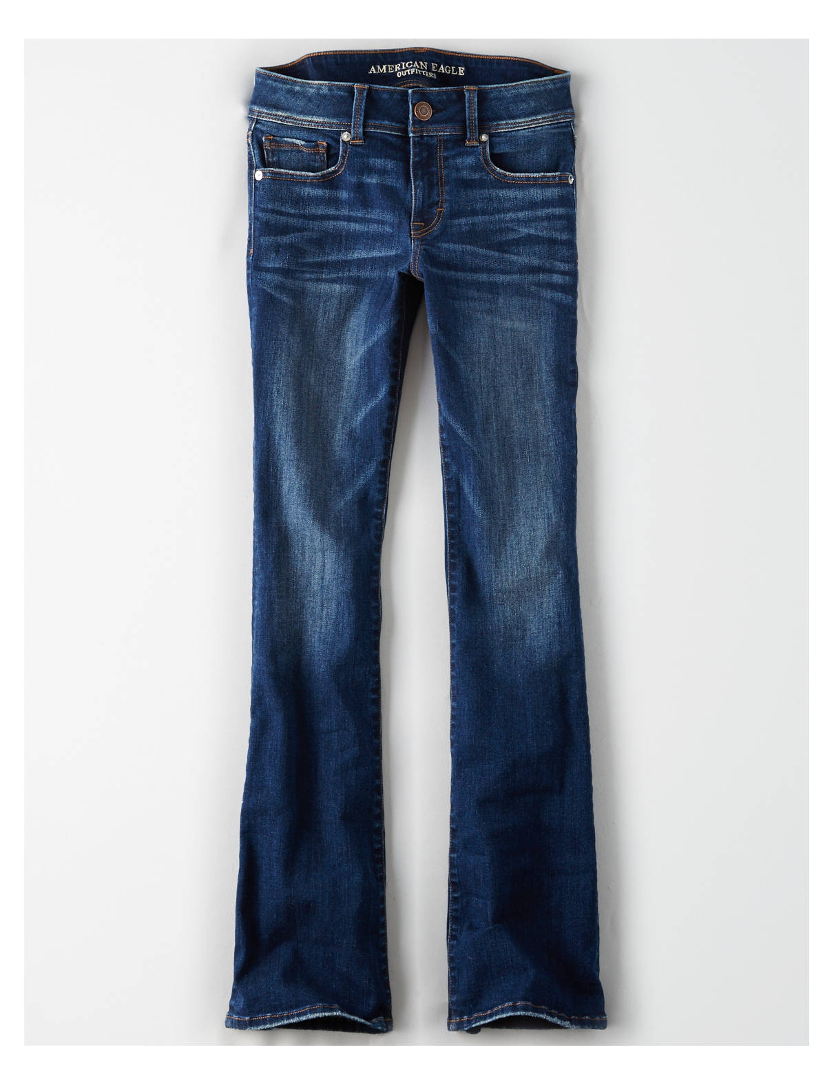 Display Product Reviews For AE Denim X Kick Bootcut Jean