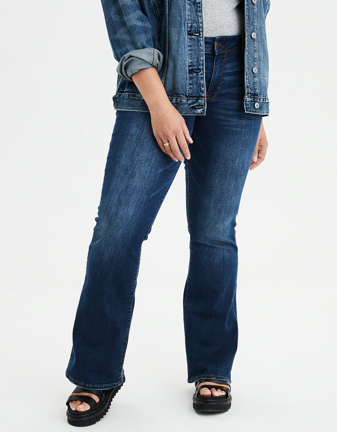 6301868ae01 Kick Bootcut Jean. Placeholder image. Product Image