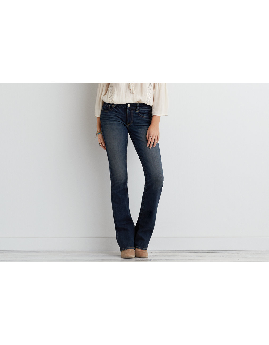 Womens Stretch Denim Jeans | American Eagle Outfitters