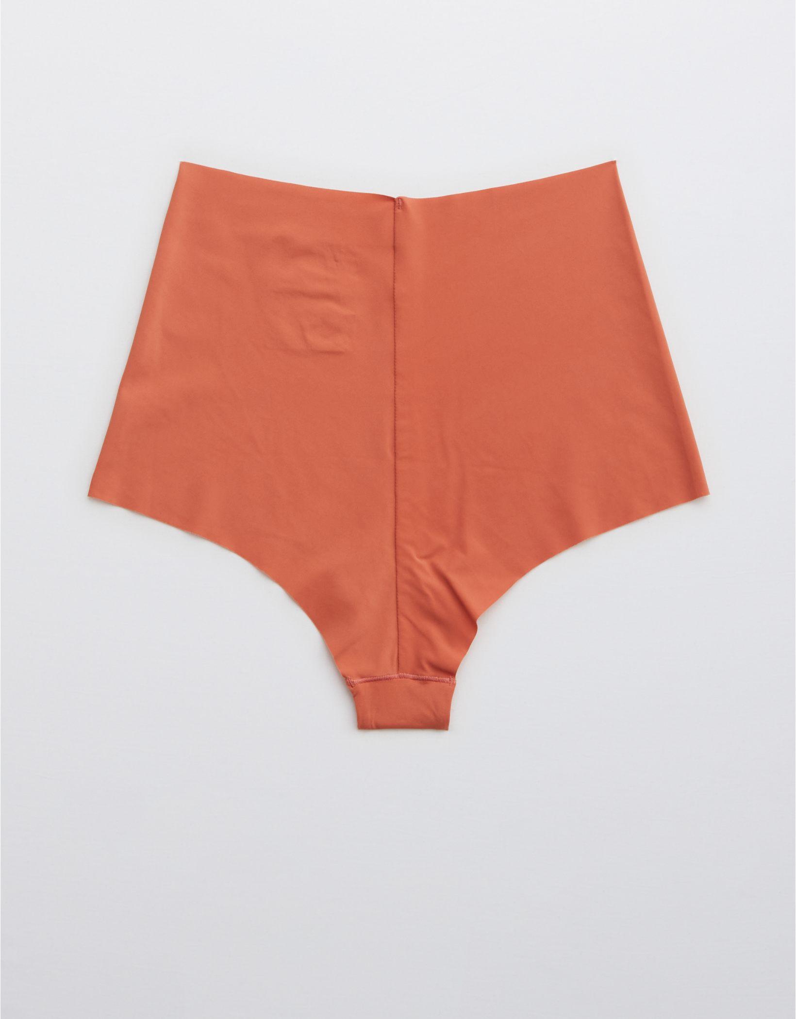 OFFLINE No Show High Waisted Cheeky Legging Underwear