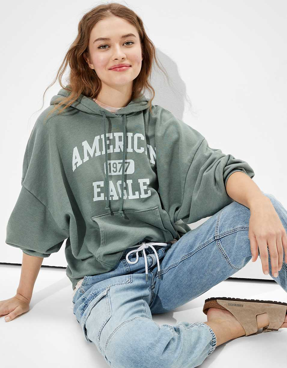 AE Forever Slouchy Hoodie