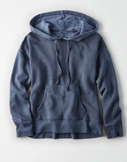 Ae Lived & Loved Hoodie by American Eagle Outfitters