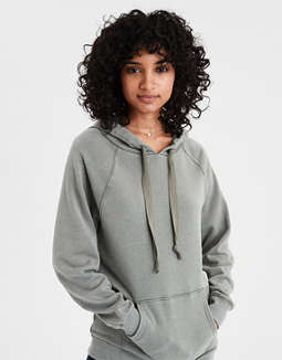 Ae Ahhmazingly Soft Hoodie by American Eagle Outfitters