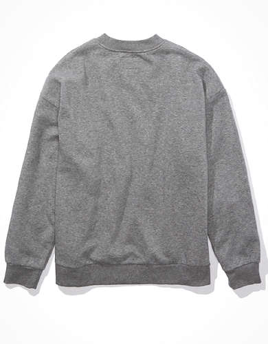 AE Graphic Crew Neck Sweatshirt