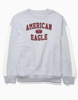 AE Fleece Graphic Crew Neck Sweatshirt