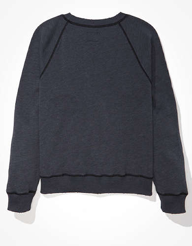 AE Summer Fleece Crew Neck Sweatshirt