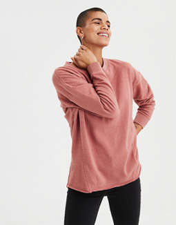 AE Ahh-mazingly Soft Oversized Crew Neck Sweatshirt